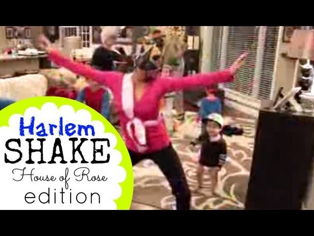Harlem Shake - The House of Rose Edition (original)