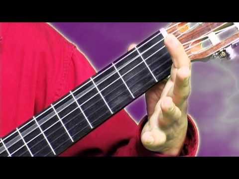 Aprende a tocar la guitarra - combinacion de bajos - primera parte