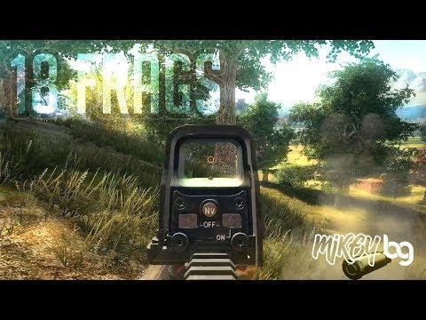 MjKEY PUBG MONTAGE (18 KILL GAME)