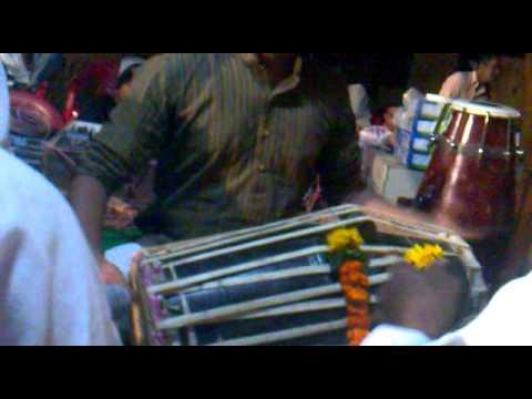Dwarkanath Natekar 4 Dabhol Double Bari  2011 Dec Malvani Bhajan video