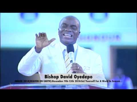 Bishop David Oyedepo-shiloh 2014 Promo video