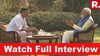 Watch: PM Narendra Modi Speaks To Khiladi Akshay Kumar | Full Interview