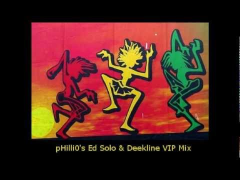 Ragga Jungle Ed Solo & Deekline VIP Mix (35mins)