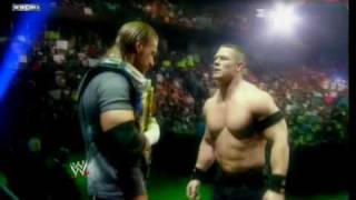 download lagu Promo Triple H Vs John Cena - Night Of gratis