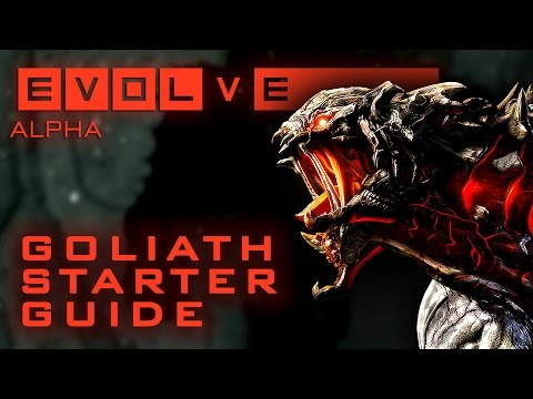 Goliath Match and Guide - Evolve Big Alpha Now Playing Highlights