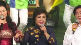 NSND LỆ THỦY- TRỌNG HỮU- NS TRỌNG PHÚC- THÙY TRANG trong Vầng Trăng Cổ Nhạc tháng 7/2018