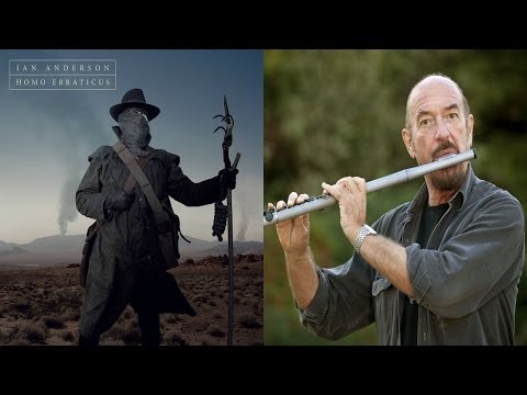 Jethro Tull's Ian Anderson - Homo Erraticus 🎧 GERMAN ALBUM REVIEW   MusicManiacReviews