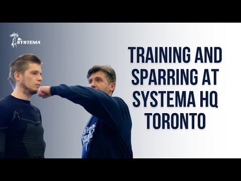 Systema Russian Martial Art Systema Headquarters Training and Sparring Image 1