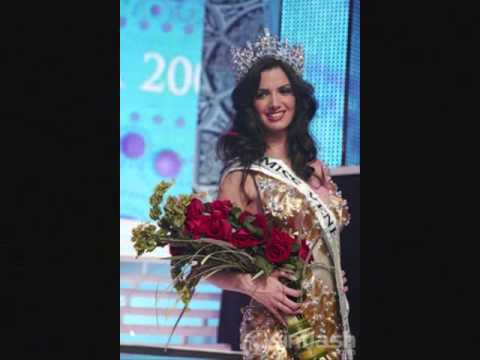 Adriana Vasini Miss World Venezuela 2009 rumbo al Miss World 2010