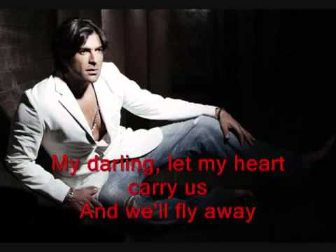 Wael Kfoury   Ba7ebak Ana Keteer                English Subtitles  Romantic Song video