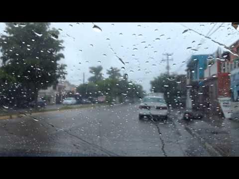 Efectos del Huracán Odile en Los Mochis Sinaloa