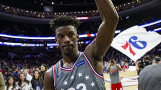 Jimmy Butler Burning Bridges w/ 76ers Already | Aggressively Step to HC Brett Brown About His Role..