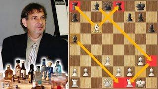 Never Underestimate A Drunk Canadian Grandmaster