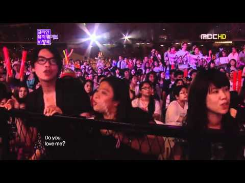 Brown Eyed Girls – Abracadabra – 50th MBC Korean Music Wave in Bangkok
