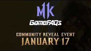 GameFaqs Mortal Kombat 11 Community Reveal Event (Live Stream from LA)