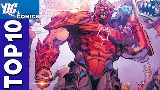 Top 10 Atrocitus Moments From Green Lantern: The Animated Series