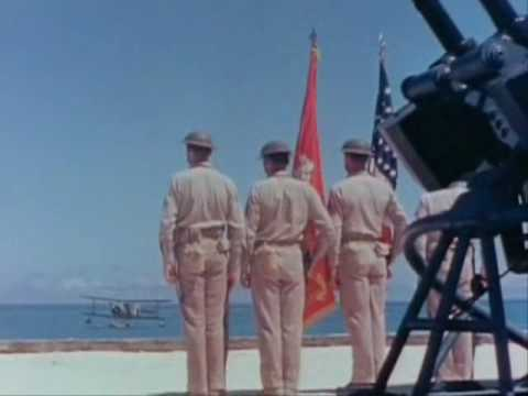 Battle Of Midway - WWII in colour Music Videos