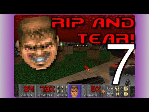 Brutal Doom [Doom II] Cooperative Gameplay Commentary (07)