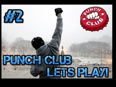 Punch Club Pt2: Well On My Way! (Pc Steam)
