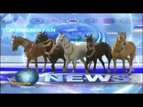 Новости Телевидения Туркменистана19.04.2018
