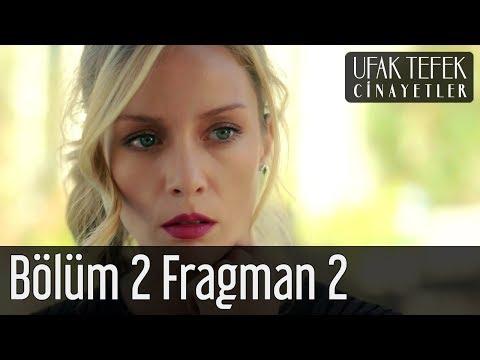 Ufak Tefek Cinayetler 2. Bölüm 2. Fragman
