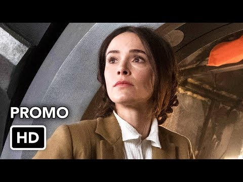 "Timeless Season 2 ""Save History"" Promo (HD)"