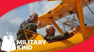 WWII Navy veteran returns to the skies