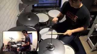 download lagu Drum Cover Beautiful Savior - Planetshakers - Td30kv gratis