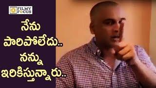 Actor Sivaji gives Clarification on Ravi Prakash Issue