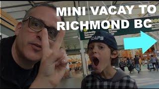 A Visit to Richmond BC