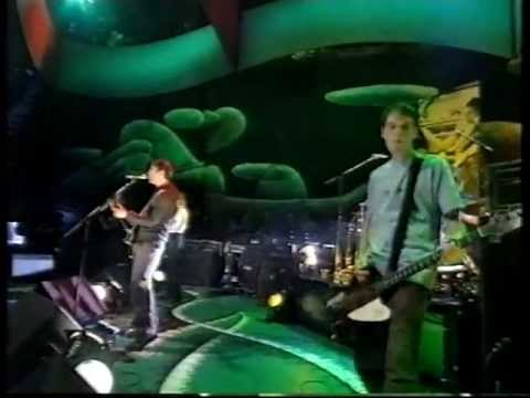 Ash - Jesus Says (live on Later '98)