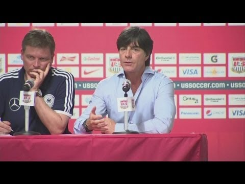 Joachim Low believes USA will qualify for Brazil 2014 World Cup