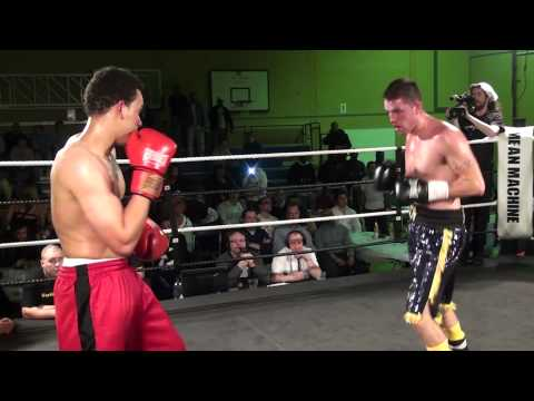 John Brennan Vs Mo Hallaway (WSO Boxing)