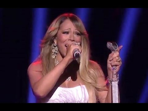 "MARIAH CAREY LIP SYNC ""AMERICAN IDOL"" PERFORMANCE? DISSED JENNIFER LOPEZ?"