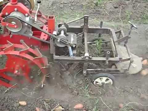 Картофелекопалка для т 25 своими руками ярославская область