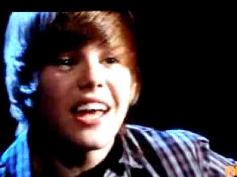 bieber jackson. Justin Bieber singing One Time