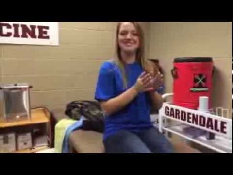 Gardendale High School Loves Lemak Sports Medicine