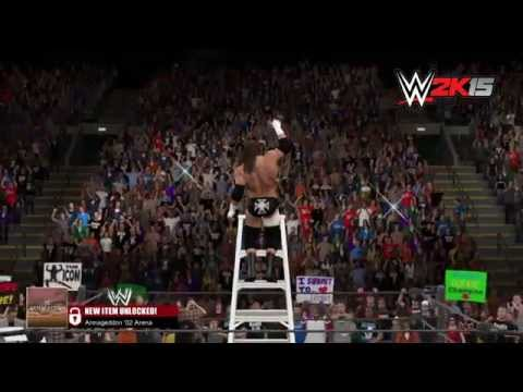 NEXT-GEN Walkthrough: WWE 2K15 2K Showcase Part 7 — Triple H vs. Shawn Michaels
