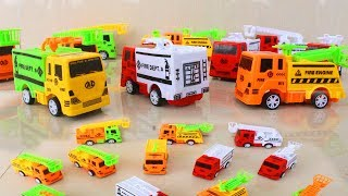 Best Construction Truck Videos for Children Toddlers Educational Video for Kids