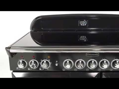 Rangemaster Classic 100 Induction Range Cooker Overview