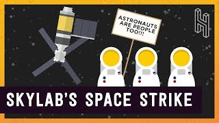 That Time When 3 Astronauts Went on Strike in Space
