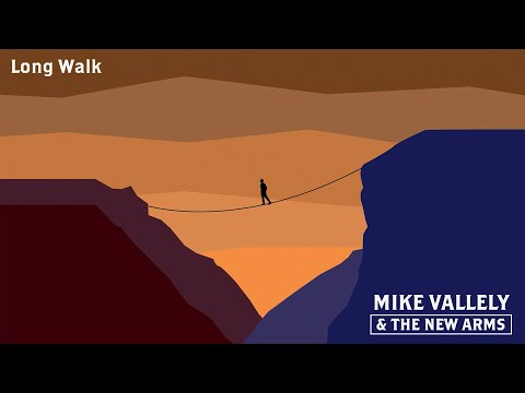 Mike Vallely & The New Arms   Long Walk (Official Music Video)