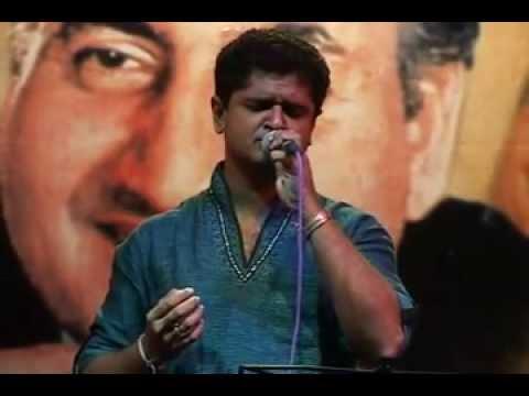 Rang Aur Noor Ki Baraat Kise Pesh Karun - Manan Bhatt