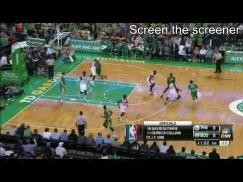 Boston Celtics offense - Brad Stevens NBARELIGION.COM