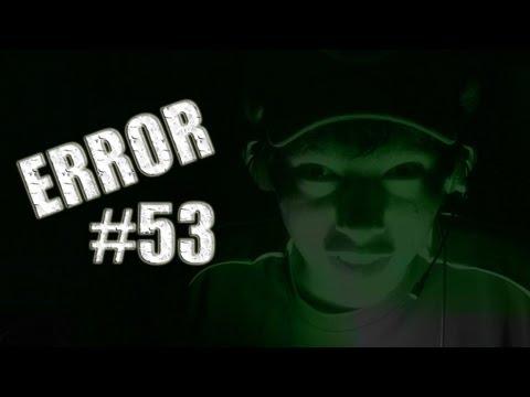 Error #53 El Juego Maldito juego embrujado
