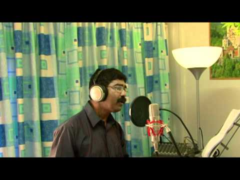 RK Pillai  Singapore Sings Hindi Hit Song Mere sapnon Ki Raani...