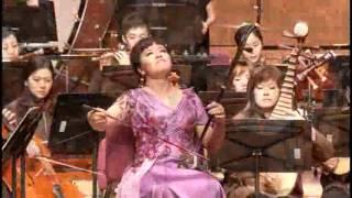 2015 台北刘文金作品音乐会《长城随想》二胡/孙凰 指挥/瞿春泉 Great Wall Capriccio by Sun Huang, Chinese violin - Erhu