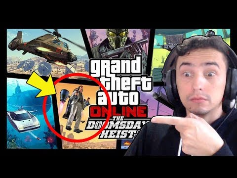 Grand Theft Auto GTA Online Heists - Mission Music Theme 5