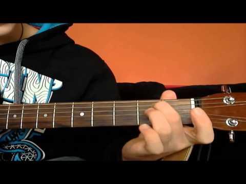 Poradnik/Tutorial Nauka Gry Na Gitarze/ Lekcja 1 Podstawowe Chwyty A, A, E, E, C, D, D
