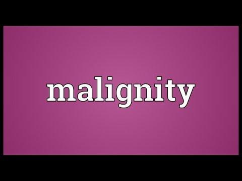 Header of malignity